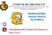 TRUFFA TELEFONICA