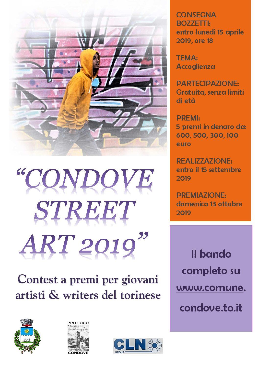 CONDOVE STREET ART 2019