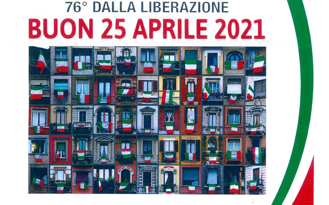 1° MAGGIO  2021